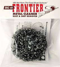 Big 45 FRONTIER Metal Cleaner Rust & Dirt Remover